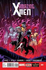 Amazing X-Men Vol 2 #9