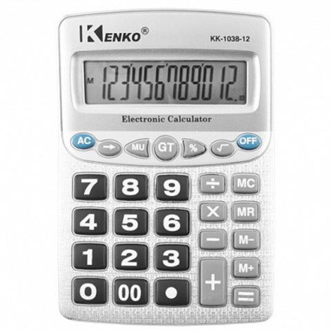 Калькулятор № 1038-12