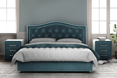 Кровать Walson Каролина с основанием