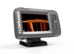 Эхолот-картплоттер Lowrance HOOK2-5 с датчиком TripleShot