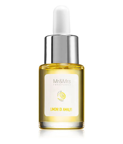 Масло для ультразвукового диффузора BLANC №29 Лимоны Амальфи, Mr&Mrs Fragrance