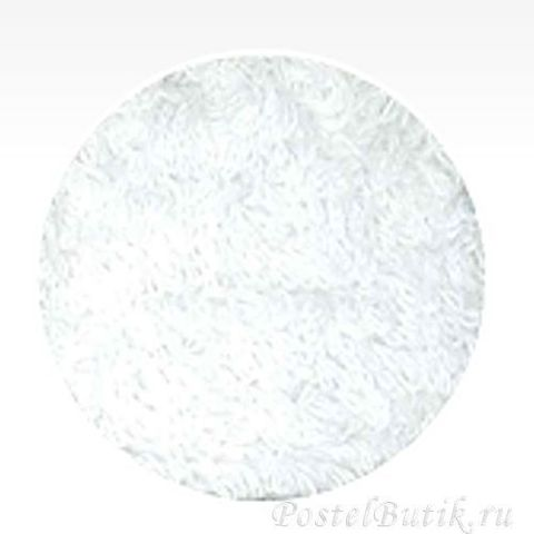 Полотенце 55х100 Abyss & Habidecor Super Pile 100 белое