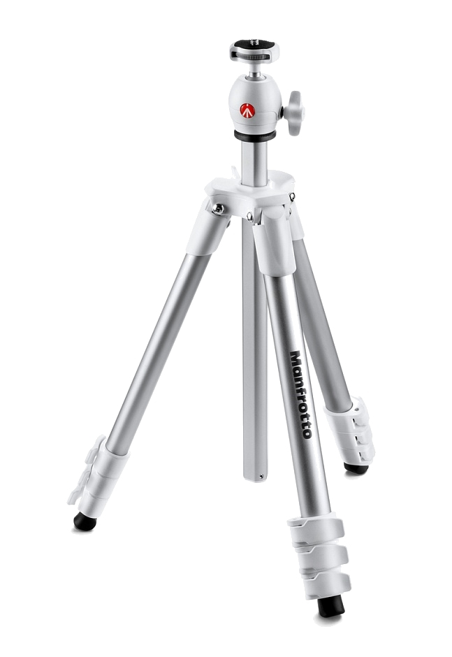 Manfrotto Compact Light White