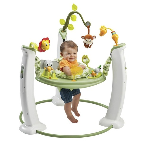 Игровой центр Evenflo ExerSaucer Safari Friends напрокат