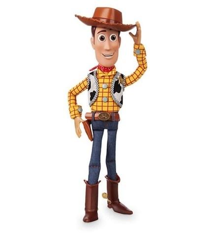 Говорящая игрушка Шериф Вуди (Woody)  - История игрушек (Toy Story), Disney