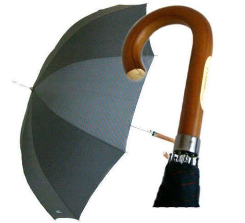 Зонт-трость Ferre GF -2008-Striscia Grigia
