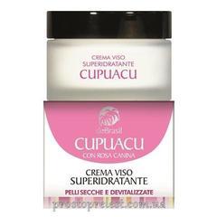 Dobrasil viso superidratante-Суперувлажняющий крем для лица с маслом купуасу