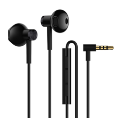 Наушники Xiaomi Mi Dual Driver Earphones, черный