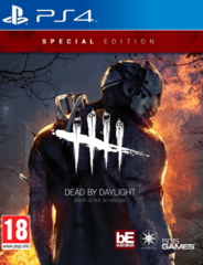 PS4 Dead by Daylight - Special Edition (английская версия)