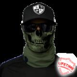 Бандана-труба SA Tactical Od Green Skull