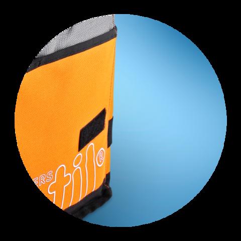Сумка-холодильник (изотермическая) Ezetil Keep Cool Extreme 16 (оранжевый)