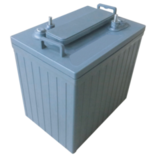 Тяговый аккумулятор Discover GC6-225FF ( 6V 255Ah / 6В 255Ач ) - фотография