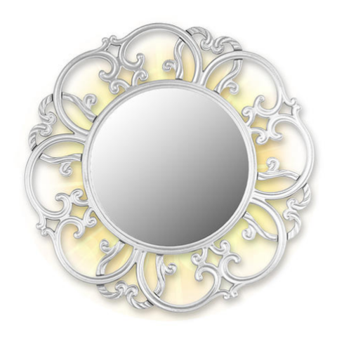 Зеркало TIFFANY (silver)