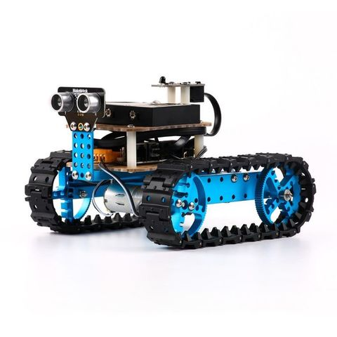 Робот-конструктор Makeblock Starter Robot Kit, набор для начинающих (версия Bluetooth) 90020