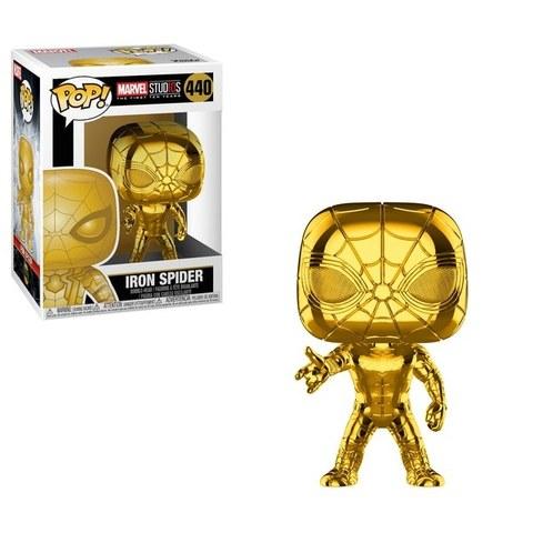 Golden Iron Spider Funko Pop! Vinyl Figure || Золотой Железный Человек-Паук