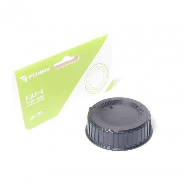 Защитная байонетная крышка Fujimi FJLF-4 на фотоаппарат Nikon NF