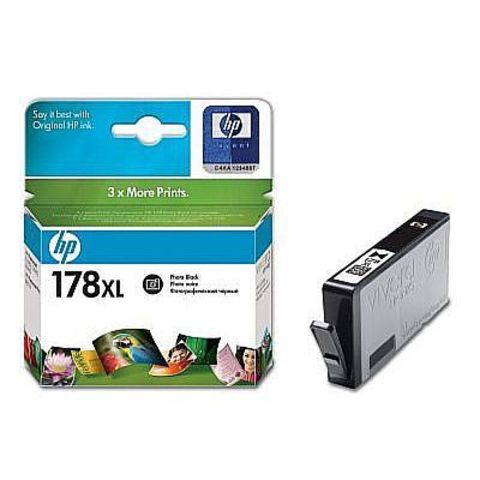 Картридж HP CB322HE (№178XL) Photo Black inkjet CIS