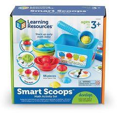 Набор для сортировки Собери мороженое, с карточками Learning Resources, упаковка