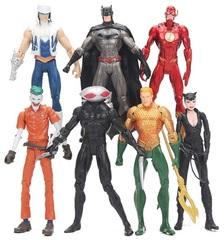 Супергерои и Суперзлодеи набор фигурок