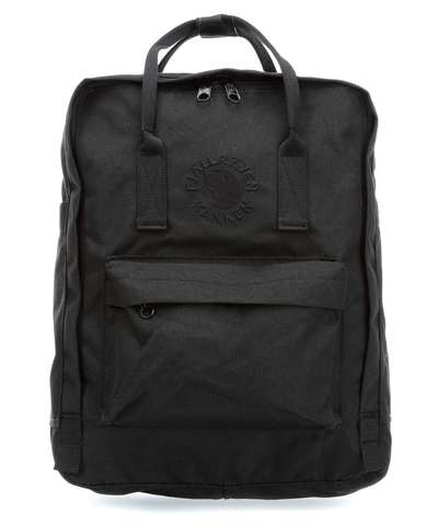 Рюкзак Fjallraven Re-Kanken 550 черный