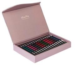 KnitPro подарочный набор сменных спиц ROYALE