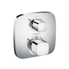 Термостат встраиваемый на 2 потребителя Hansgrohe Ecostat E 15708000 фото