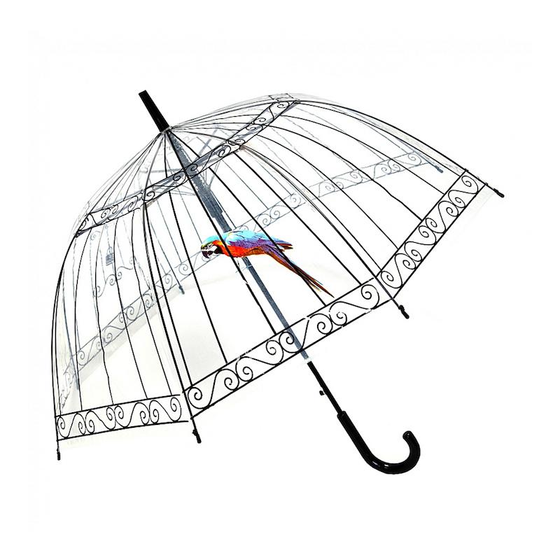 С таким зонтом вы точно будете выделяться