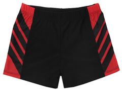 18001-1 плавки детские, красно-черные