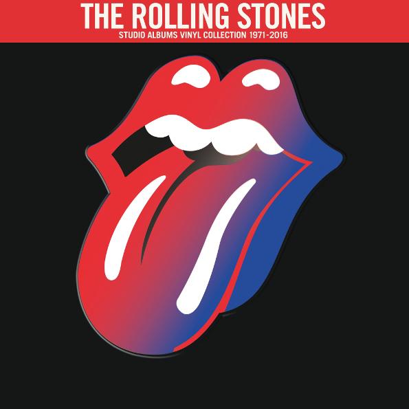 The Rolling Stones Quot Studio Albums Vinyl Collection 1971