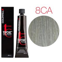 Goldwell Topchic 8CA (холодно-пепельный блонд) - Cтойкая крем краска