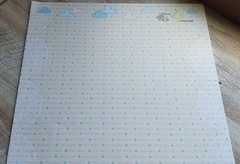 Бумага для скрапбукинга MONA design, односторонняя, 30,5*30,5 см, 190 гр.