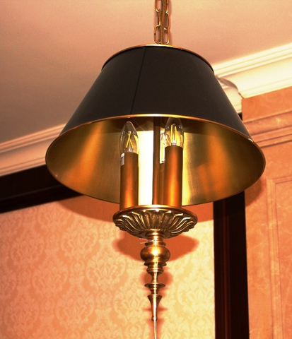 brass pendant 01-56  ( BRITISH LIGHTS)