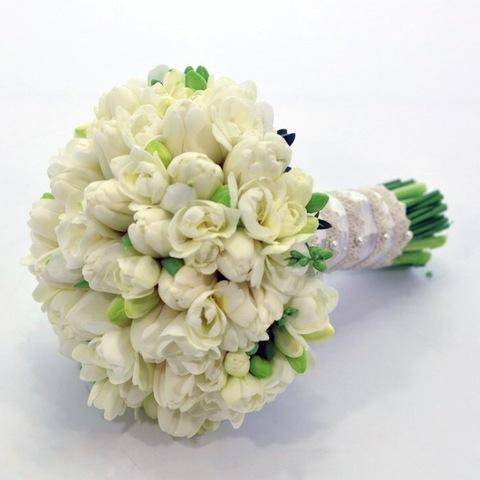 Свадебный букет #473