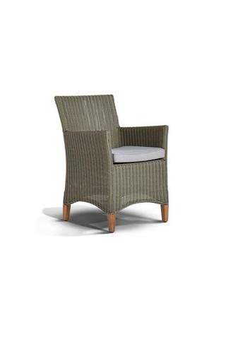 Кресло «Пестум» из искусственного ротанга