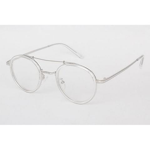 Имиджевые очки 9012001i Серебряный - фото