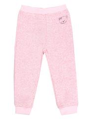 GAC007033 Брюки для девочек, розовый меланж