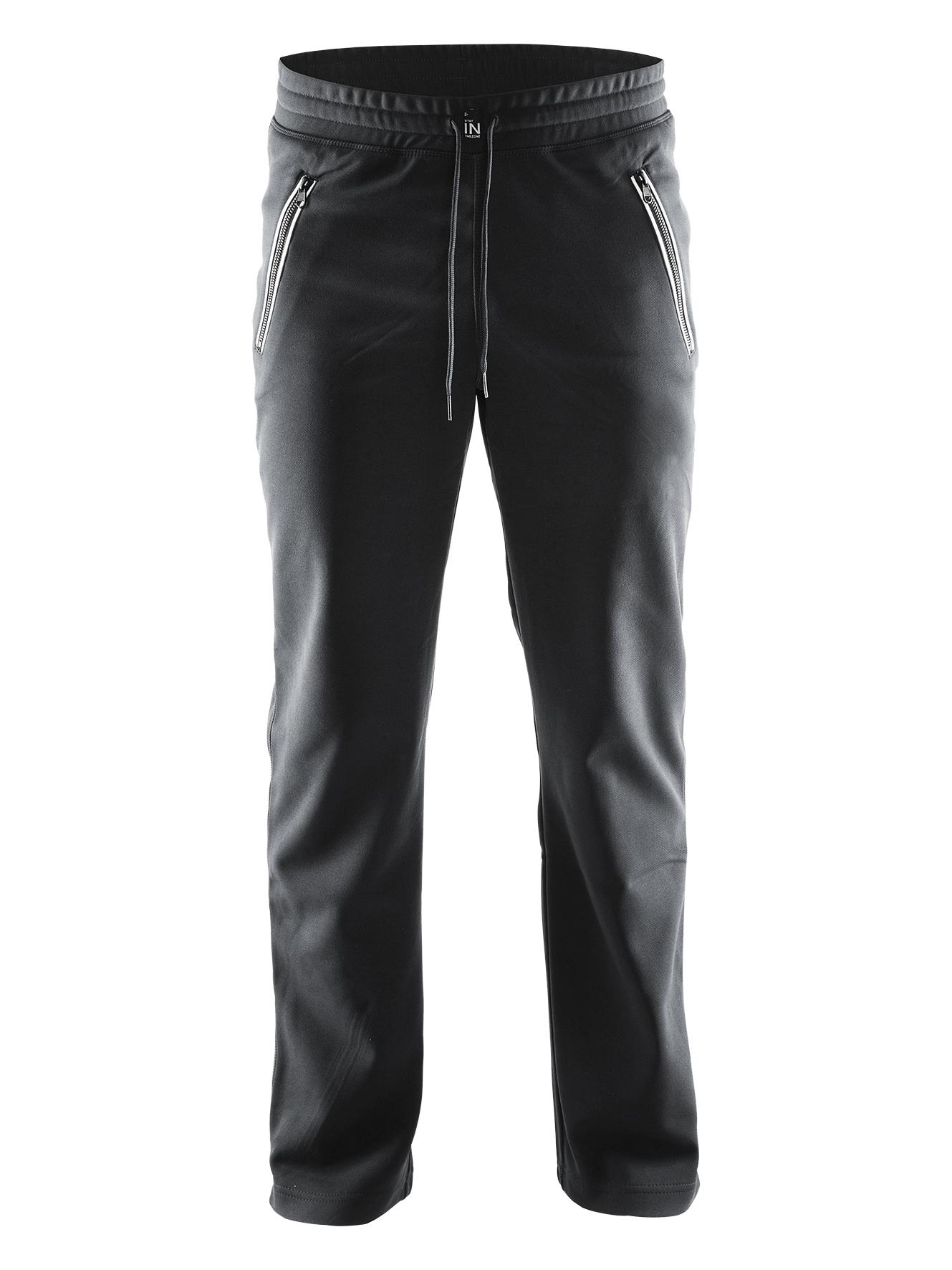 Мужские брюки Craft In The Zone черные (1902644-9900)