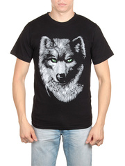 18711-1 футболка мужская, черная