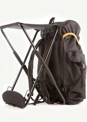 Рюкзак Retki Black Seatpack