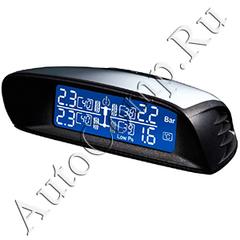 Датчики давления в шинах (TPMS) и парковочный радар для легковых автомобилей ParkMaster TPMS 4-04 с 4-я встраиваемыми датчиками