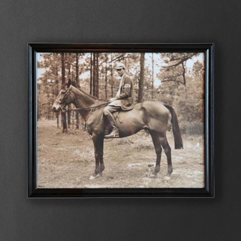 Картина Roomers Мальчик на лошади