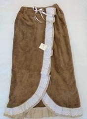 Парео для сауны Old Florence Жоли коричневое