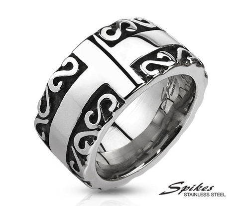 R-Q7022 Мужское кольцо