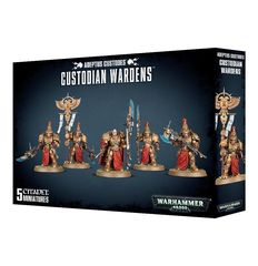Custodian Wardens