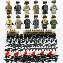 Минифигурки Военных Солдаты Второй мировой серия 289