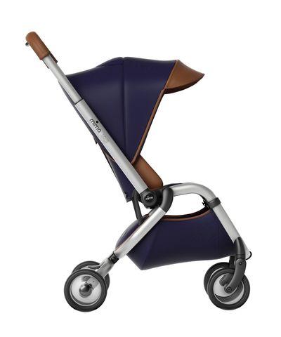 Прогулочная коляска Mima Zigi Midnight blue