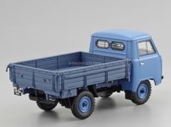 UAZ-450D 1958 blue DIP 1:43