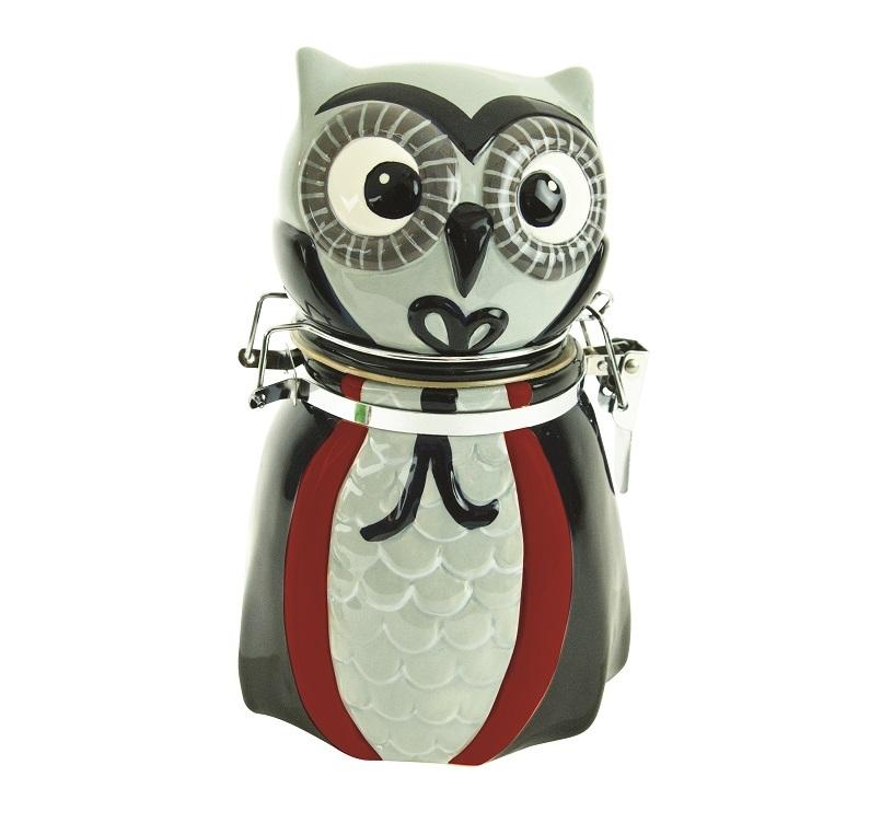 Хранение продуктов Банка для сыпучих продуктов Boston Warehouse All Owl's Eve banka-dlya-sypuchih-produktov-boston-warehouse-all-owls-eve-ssha.jpg