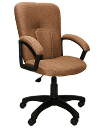 Кресло ПРЕСТОН ткань светло-коричневая
