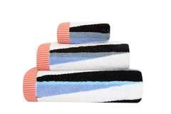 Полотенце 70х140 Kenzo Stripy Blue